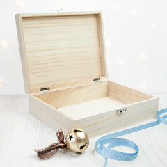 Classic Christmas Eve Personalised Box - Luxe Gift Store