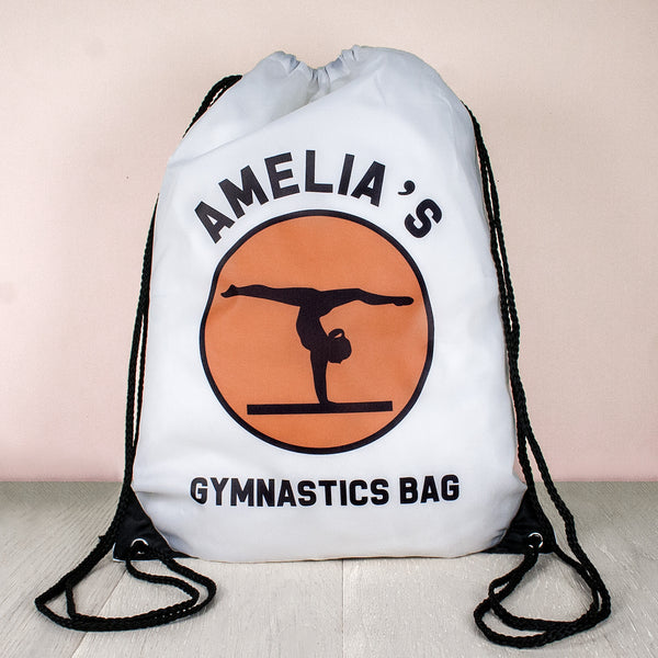 Kid's Personalised Drawstring Bag