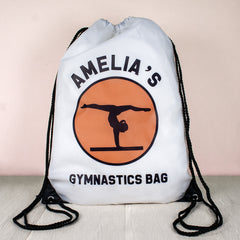 Kid's Personalised Drawstring Bag - Luxe Gift Store - 1