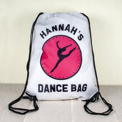 Kid's Personalised Drawstring Bag - Luxe Gift Store - 3