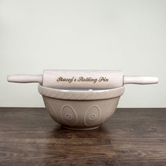 Rolling Pin Personalised - Luxe Gift Store