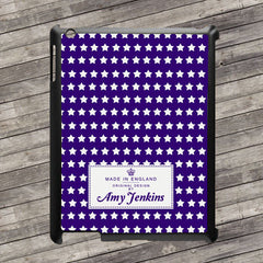 Stars Design Personalised Tablet and iPad Case - Luxe Gift Store - 2