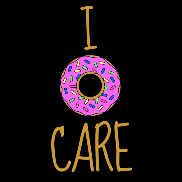 I Donut Care - Fitness and Wit Leggings