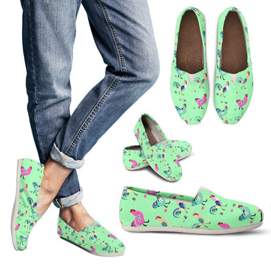 Funky Chicken Casual Shoes (Light Green)