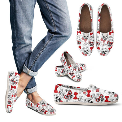 Happy Yorkies Casual Shoes