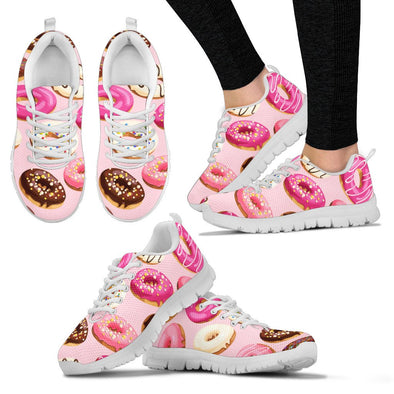 Donuts and Sprinkles Sneakers