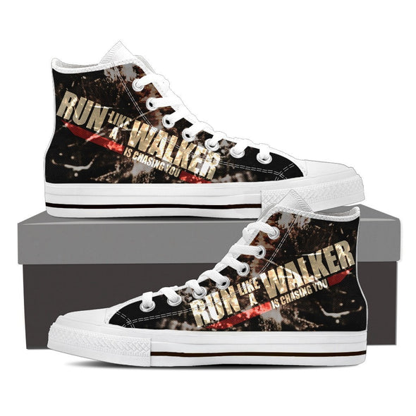 Run Like A Walker Hi-Tops, Low Tops & Casual Shoes