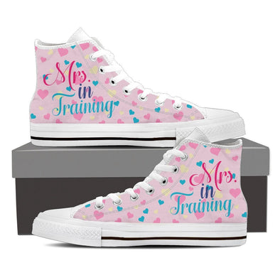Mrs. In Training Women's Hi-Tops, Low Tops, & Casual Shoes