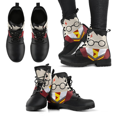 Potter Face Magical Shoes & Boots