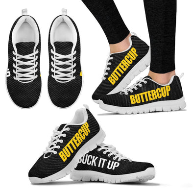 Suck It Up Buttercup - Fitness Sneakers
