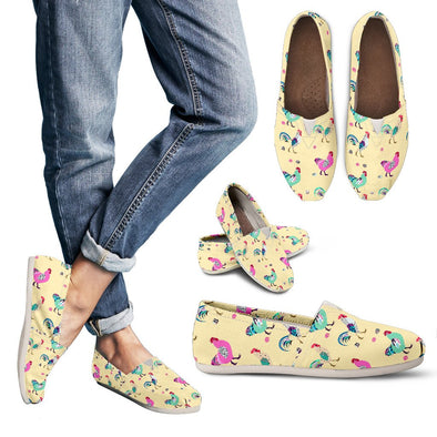 Funky Chicken Casual Shoes (Yellow)