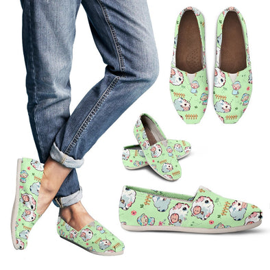 Sheep Casual Shoes (Green)