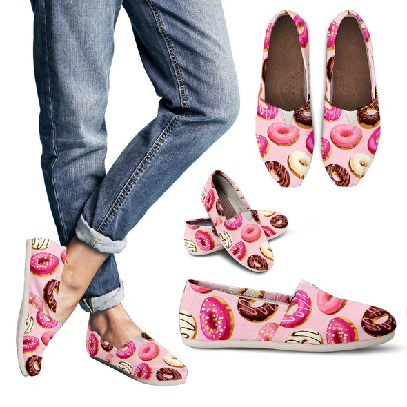 Donuts and Sprinkles Casual Shoes