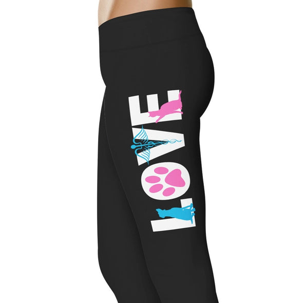 Love - Vet Leggings