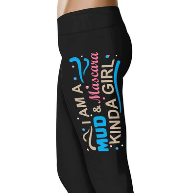 Mud And Mascara Kinda Girl - Country Love Leggings