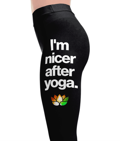 Nicer After Yoga Leggings