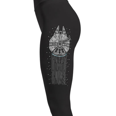 Falcon Lines Leggings