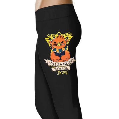 You Say Nerdy Like It's A Bad Thing - Ravenclaw Leggings