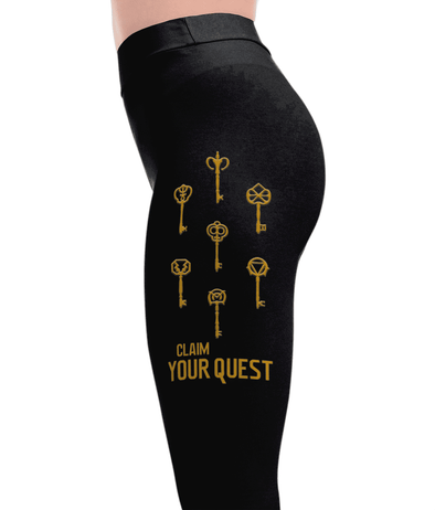 Claim Your Quest Leggings