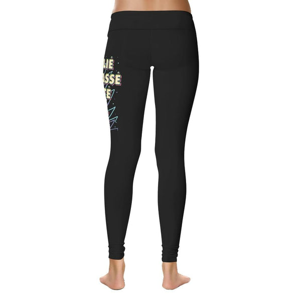 Plié Chassé Jeté All Day - Dance Leggings