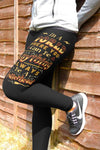 Always Be A Potterhead Leggings
