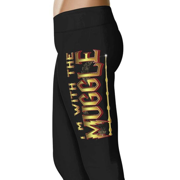 I'm with the muggle Leggings