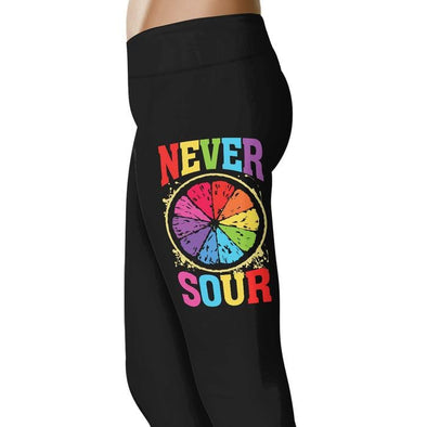 Never Sour - LGBT Leggings