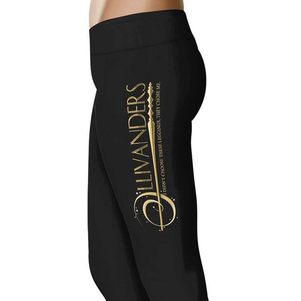 Ollivanders Leggings Co - HP Leggings