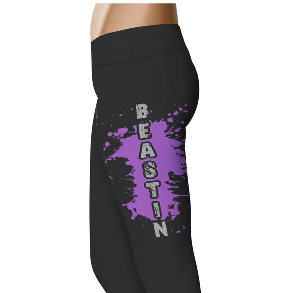 Beastin - Beauty or Beast Leggings