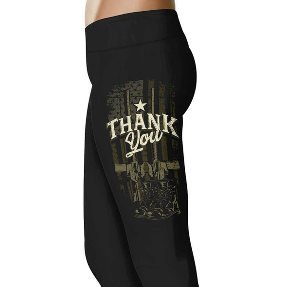 Thank you - Military Leggings