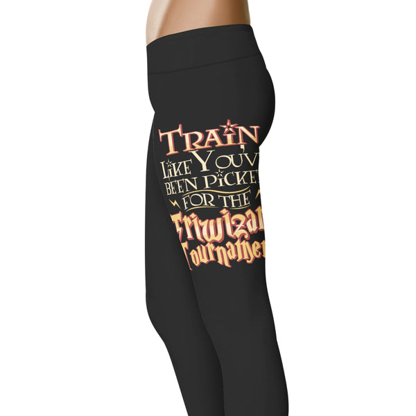 A Little Sweat Ain't Never Hurt Nobody - Fitness and Wit Leggings