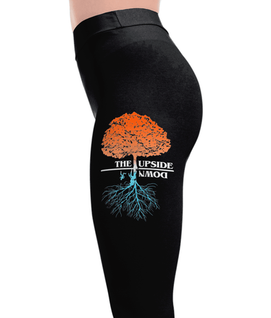 The Upside Down - Stranger Things Leggings