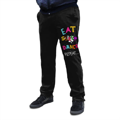 Eat Sleep Dance Repeat - Dance Live In Pants
