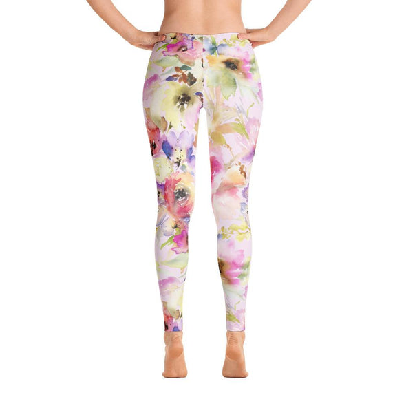 Bali Holiday Polyester Spandex Leggings