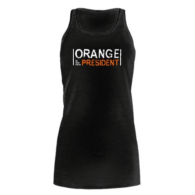 Orange Is The New President - Bella Flowy Tank