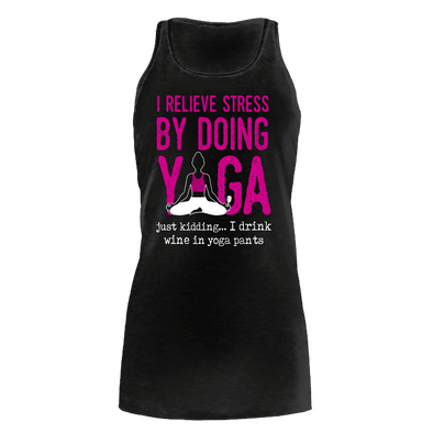 Yoga Relieve Stress - Bella Flowy Tank