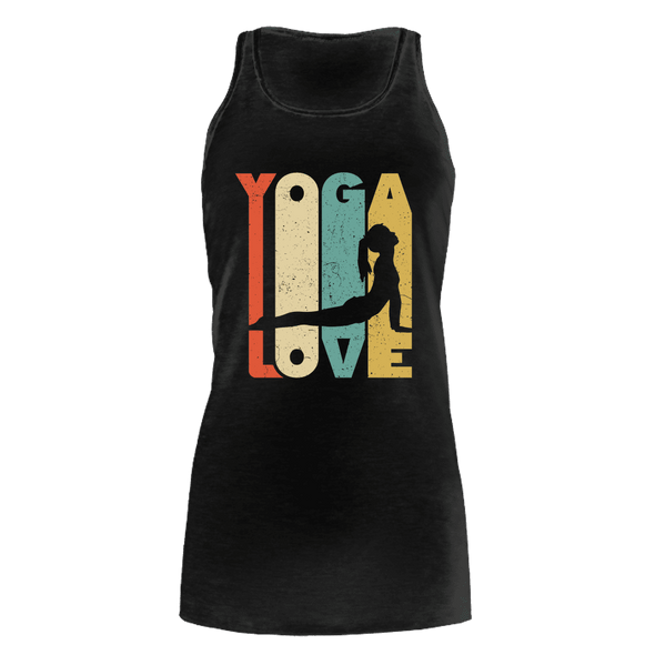 Yoga Love - Bella Flowy Tank