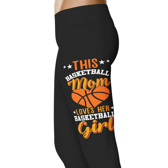 YouStatement Basketball This Basketball Mom - Basketball Leggings