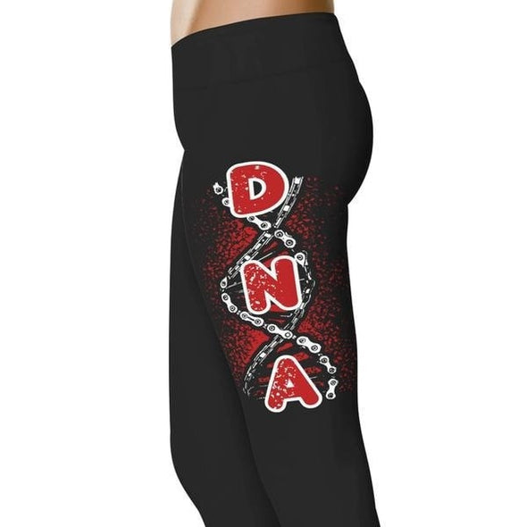 YouStatement Cycling DNA - Cycling Leggings