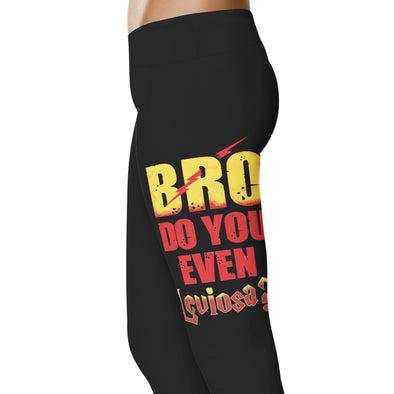YouStatement HP Inspired Bro, Do you even Leviosa? - HP Leggings