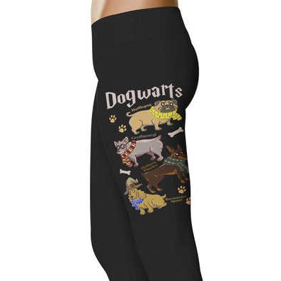 YouStatement HP Inspired Dogwarts Leggings