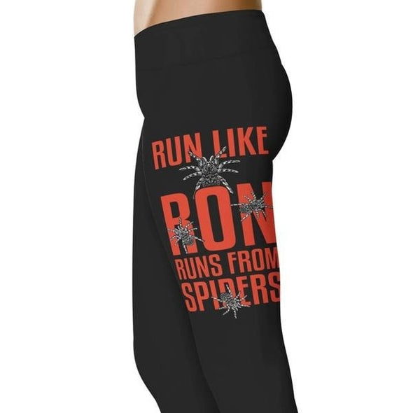 YouStatement HP Inspired Run Like Ron Leggings