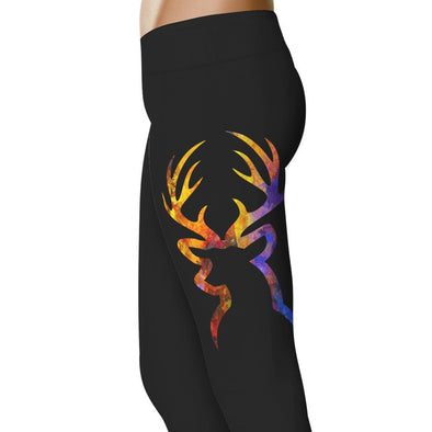 YouStatement Hunting Colorful Stag - Hunting Leggings