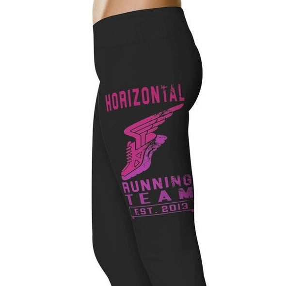 YouStatement Running Horizontal Running Team - Running Leggings
