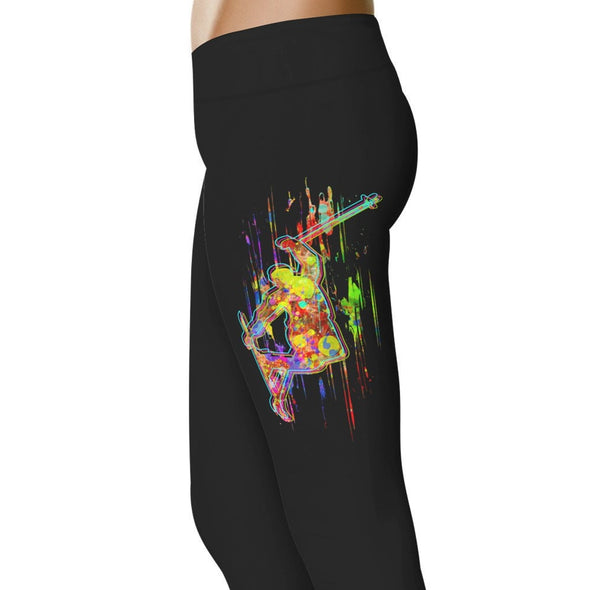 YouStatement Ski Grab Style - Ski Leggings