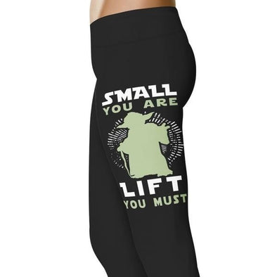 YouStatement SW inspired Inspired Lift You Must Leggings