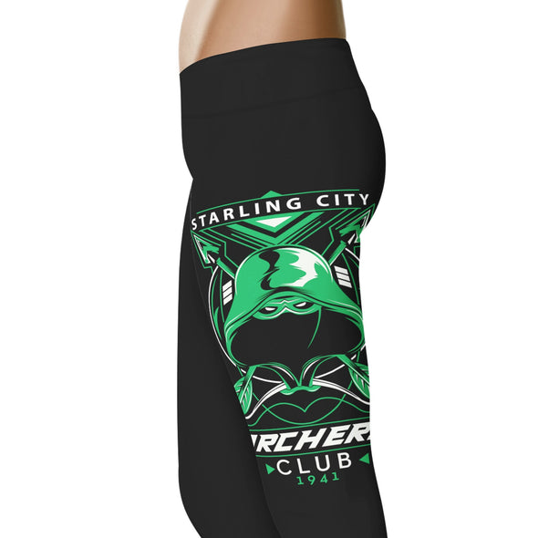 YouStatement Superhero inspired Archery Club Leggings