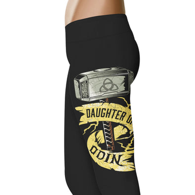 YouStatement Superhero inspired Daughter Of Odin Leggings