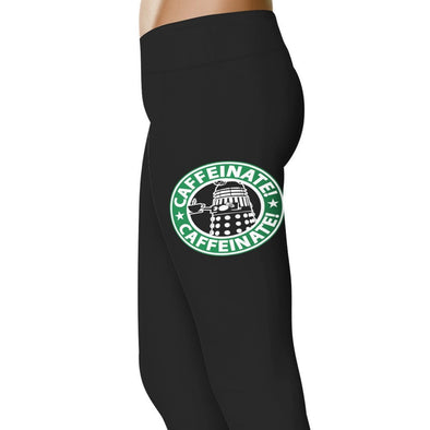 YouStatement The Doctor Caffeinate Leggings