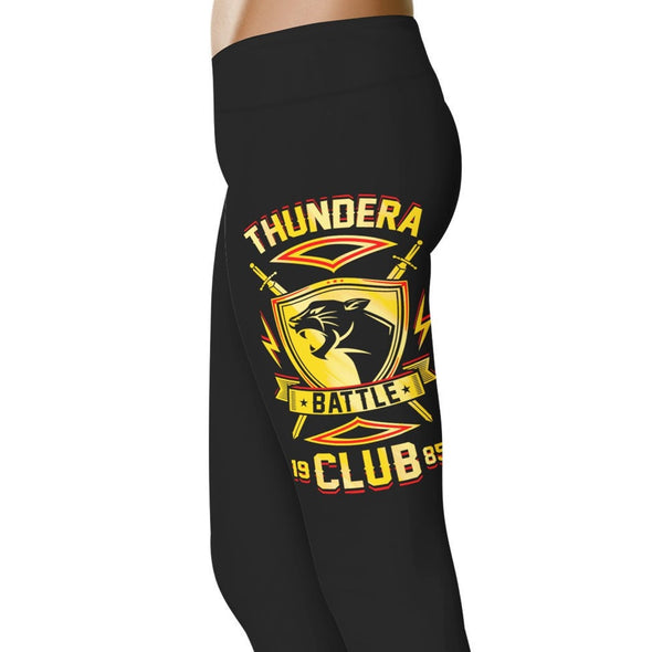 YouStatement TV Thundera Battle Club - TV Leggings